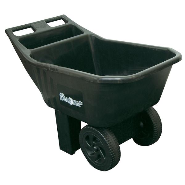 Easy Roller Jr 2463675 3 Cubic Feet Easy Roller Jr. Lawn Cart