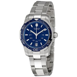 Victorinox Swiss Army Women's 241307 'Alliance' Stainless Steel Watch