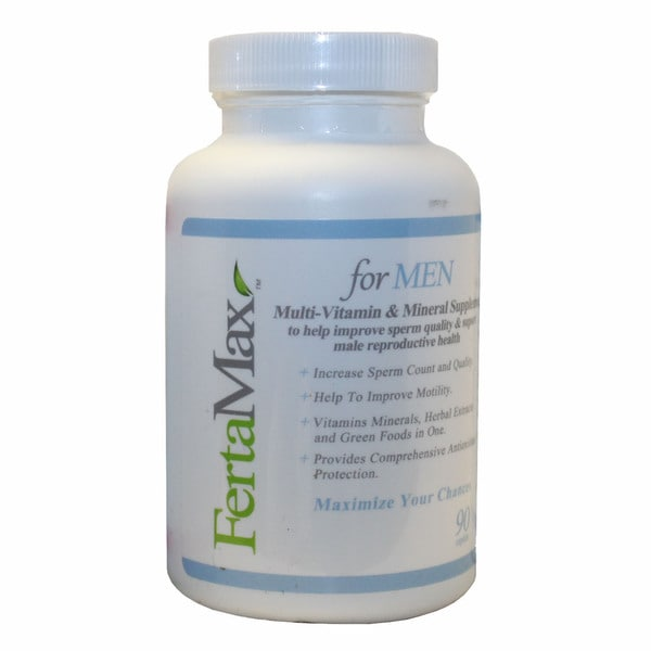 FertaMax Multivitamin Fertility Support for Men