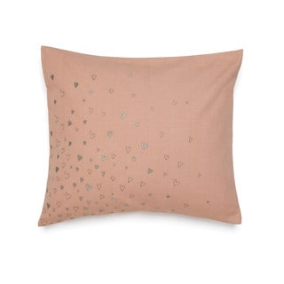 Under the Canopy Hearts Decorative Throw Pillow