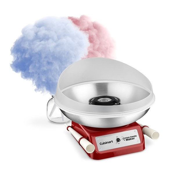 Cuisinart CCM-10 Red Cotton Candy Maker