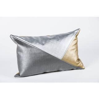 Shimmer Tri-Pieced Rectangle Decorative Pillow