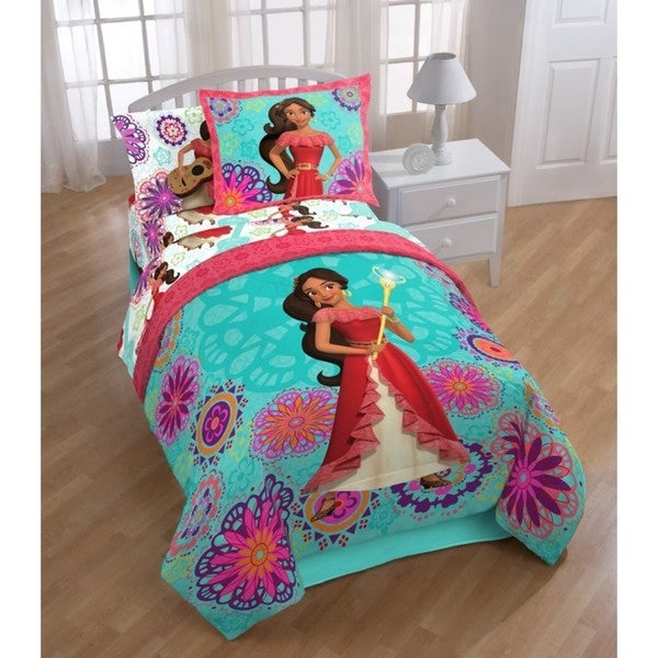 Disney's Elena of Avalor 'Magic of Avalor' 5-piece Twin Bed in a Bag Set