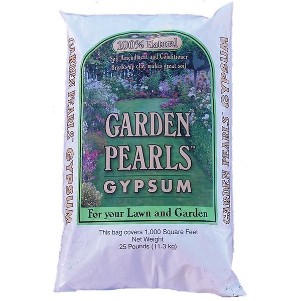 Garden Pearls 10799 25-pounds Garden Pearls Gypsum