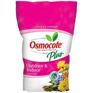 Osmocote 274850 8-pound Plus Indoor Outdoor Smart Release Plant Food 15-9-12