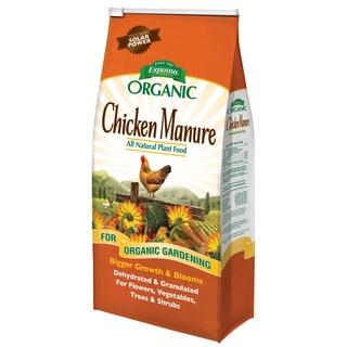 Espoma Organic GM3 3.75-pound Organic Chicken Manure Plant Food