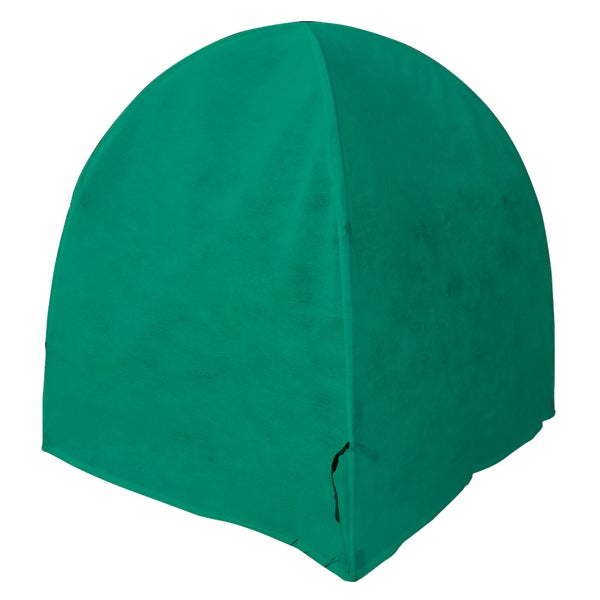 Nuvue 30294 40 inches x 42-inches Green Frost Cover