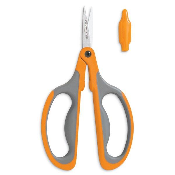Fiskars 96386935J Comfort Grip Floral Snips