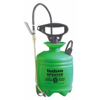 Hudson 66192 2 Gallon 2 In 1 Yard & Garden/Deck & Fence Sprayer