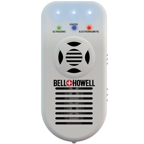 Bell + Howell 3-in-1 Ionic Pest XL, Pest Repeller, Air Purifier, and Night Light