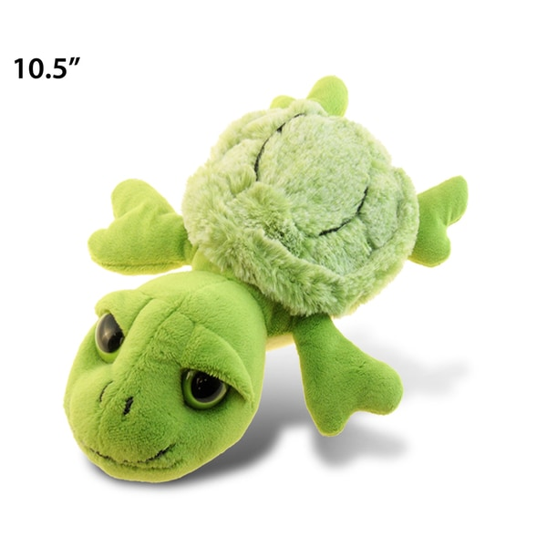 Puzzled Super Soft Plush Large Sea Turtle