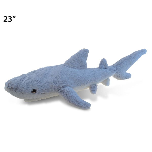 Puzzled Super Soft Plush Shark
