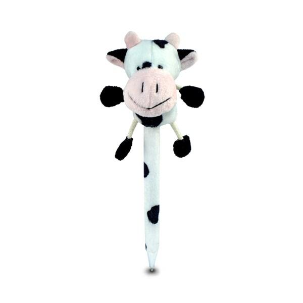 Plush Cow Pen