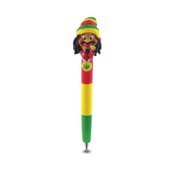 Puzzled Inc Planet Multicolor Resin Rastaman 1 Pen