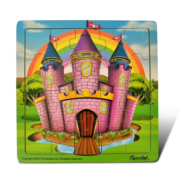 Puzzled Jigsaw Castle