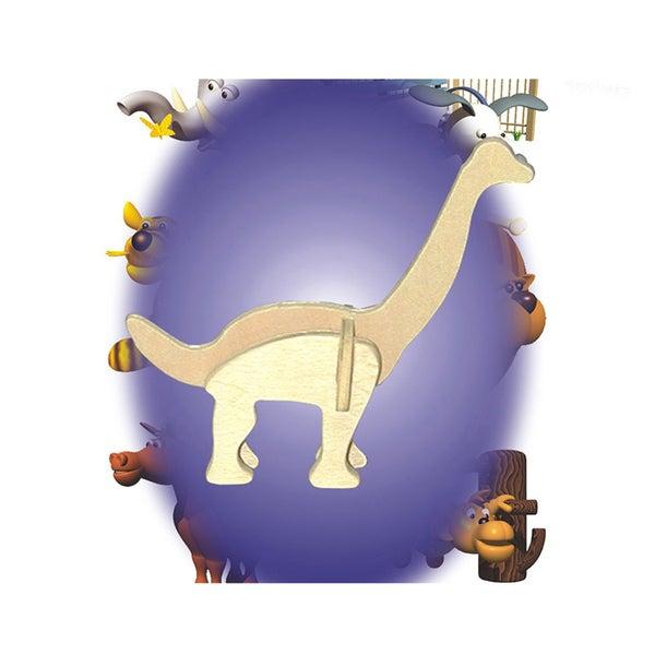 Puzzled Mini Brachiosaurus 3D Puzzle 20056531