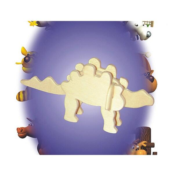 Puzzled Mini 3D Puzzles Stegosaurus