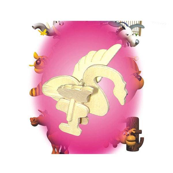 Puzzled Swan Mini 3D Puzzle 20056536