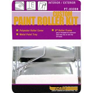 Gam PT03359 3 Piece Paint Roller Kit