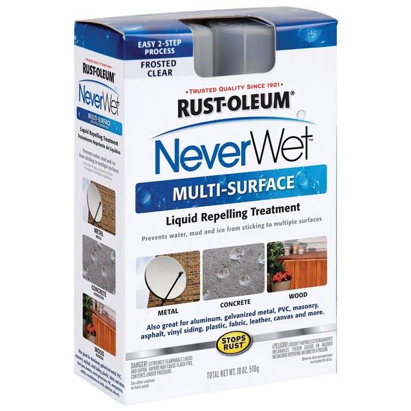 Rustoleum 274232 NeverWet Multi Surface Spray Kit