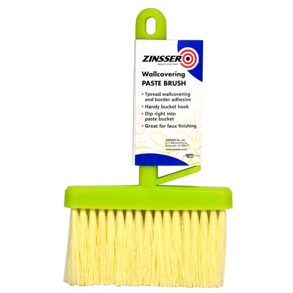 "Zinsser 97501 6"" Wallcovering Paste Brush"