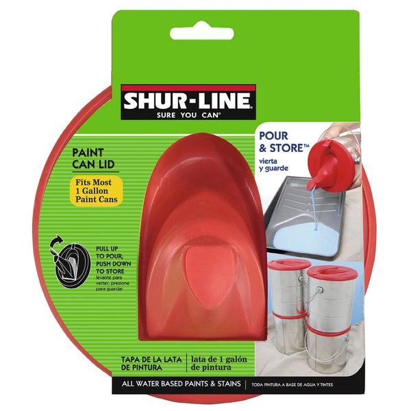 Shur Line 1783844 Paint Can Lid