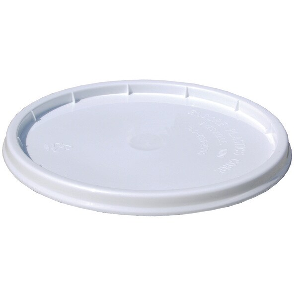 Encore 10000-200843 1 Gallon White Pry Off lid