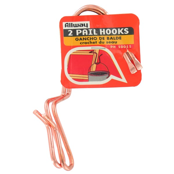 Allway Tools PH Pail Hook 2-count