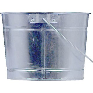 Encore 22500-500351 2.5 Quart Metal Pail With Handle