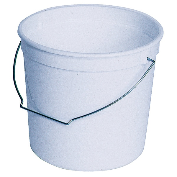 Encore 61080-200317 2.5 Quart Plastic Pail With Handle