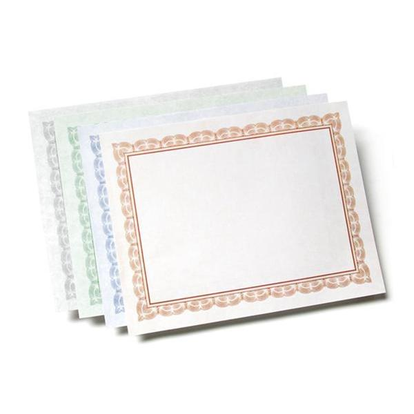 Multi-Pack Certificates (100 Count)