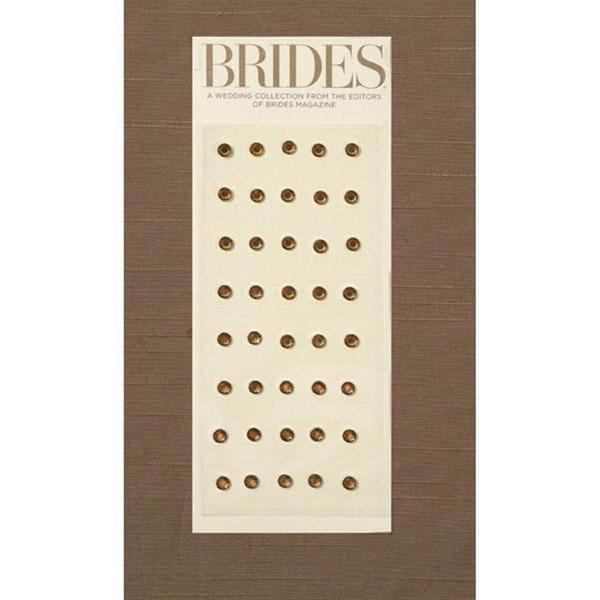 Brides 40-count Champagne Rhinestones