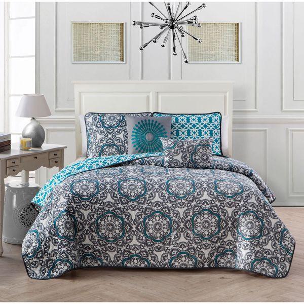 Avondale Manor Lola 5-piece Quilt Set