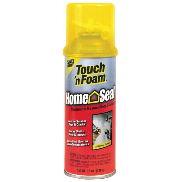 Touch n Foam 4001012412 12 Oz Touch 'n Foam Minimal Expansion Hole Filler