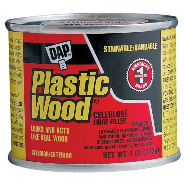 Dap 21408 1/4 Golden Oak Wood Dough Filler