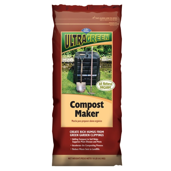 Lilly Miller 100099419 4-pound UltraGreen Compost Maker