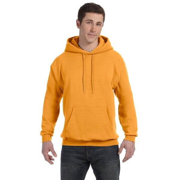 Men's Comfortblend Ecosmart 50/50 Gold Pullover Hood (XL) 20074567