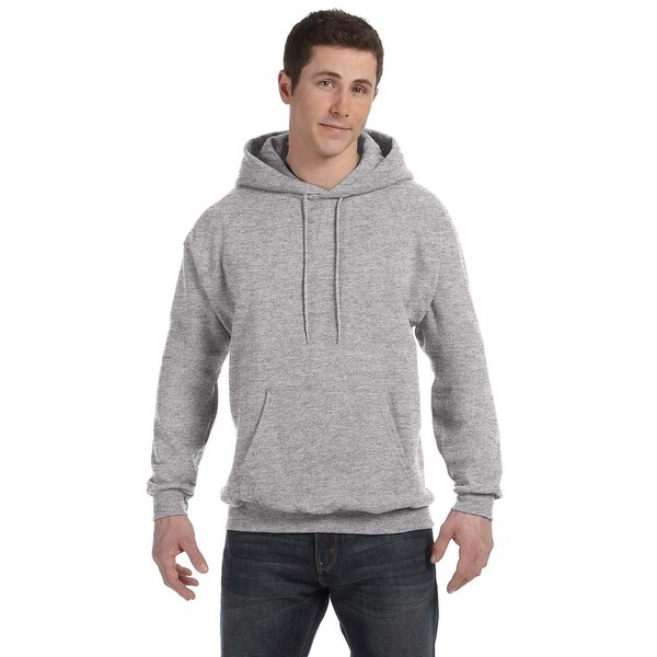 Men's Comfortblend Ecosmart 50/50 Light Steel Pullover Hood 20074597
