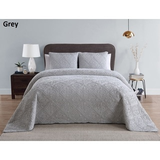 VCNY Estelle 3-piece Bedspread Set
