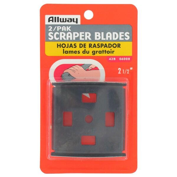 Allway Tools 42B 2-count Scraper Blade