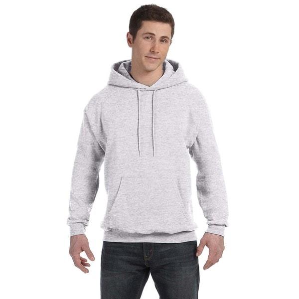 Men's Comfortblend Ecosmart 50/50 Ash Pullover Hood (XL) 20075001