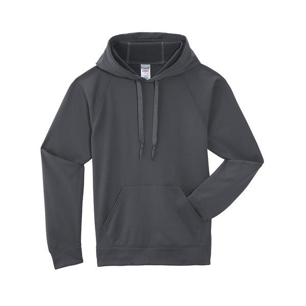 Men's Sport Tech Fleece Stealth Pullover Hood