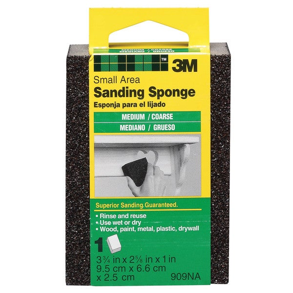 3M 909NA Medium Flexible Sanding Sponges