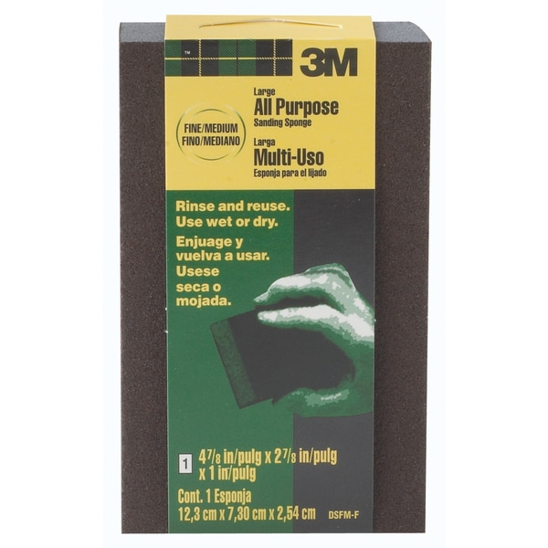 3M DSFM-F Fine To Medium Large Area Sanding Sponges