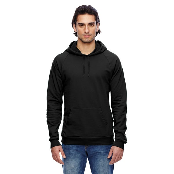 California Men's Black Fleece Pullover Hoodie 20078464