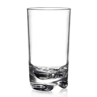 BarLuxe 13.5 Ounce Hudson Tall 6 Piece Unbreakable Glasses Set