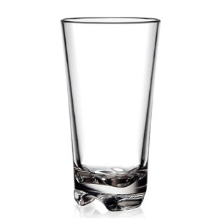 BarLuxe 13 ounce Vero Tall 6-Piece Unbreakable Glasses Set