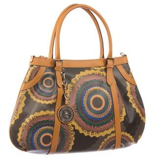 Ripani Time Signature Satchel Handbag