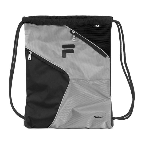 Fila X11 Grey Drawstring Sackpack