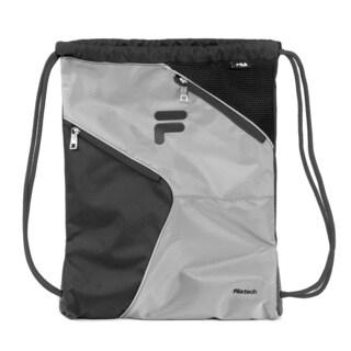 Fila X11 Grey Drawstring Sackpack